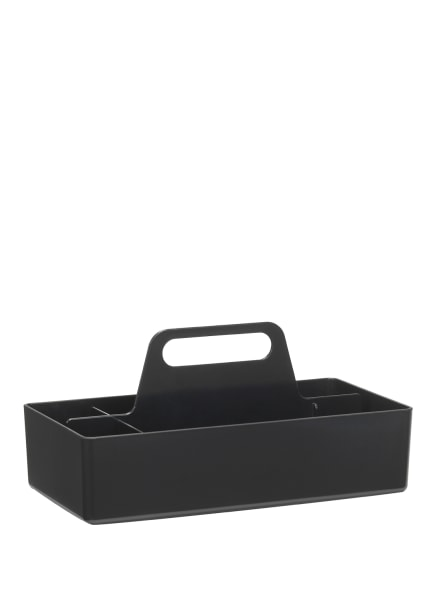 vitra Organizer TOOLBOX, Farbe: SCHWARZ (Bild 1)