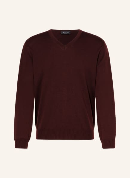 MAERZ MUENCHEN Pullover, Farbe: DUNKELROT (Bild 1)
