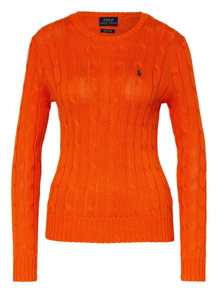 POLO RALPH LAUREN Pullover, Farbe: ORANGE (Bild 1)
