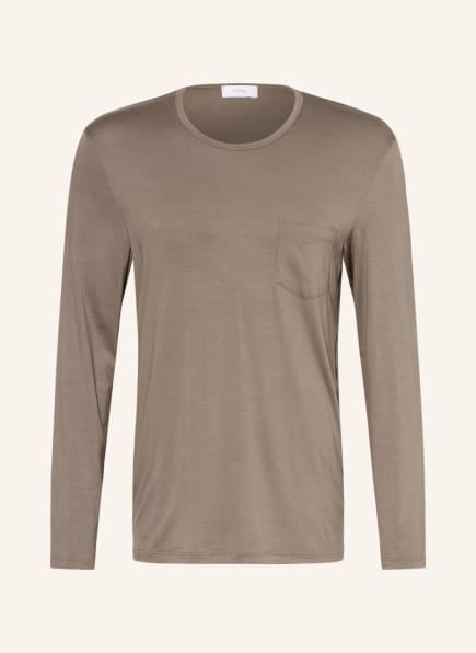 mey Lounge-Shirt Serie JEFFERSON, Farbe: KHAKI (Bild 1)