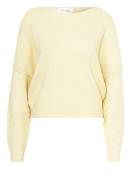 American Vintage Pullover DAM, Farbe: HELLGELB (Bild 1)