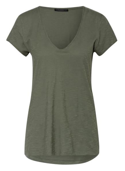 DRYKORN T-Shirt AVIVI, Farbe: KHAKI (Bild 1)