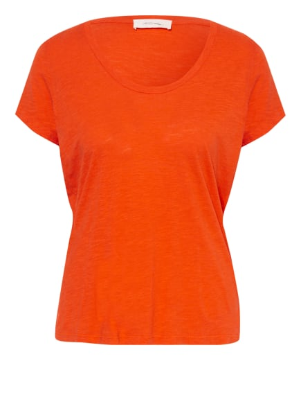 American Vintage T-Shirt JACKSONVILLE, Farbe: LACHS (Bild 1)