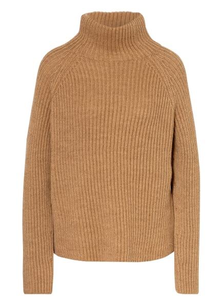 DRYKORN Pullover ARWEN, Farbe: HELLBRAUN (Bild 1)