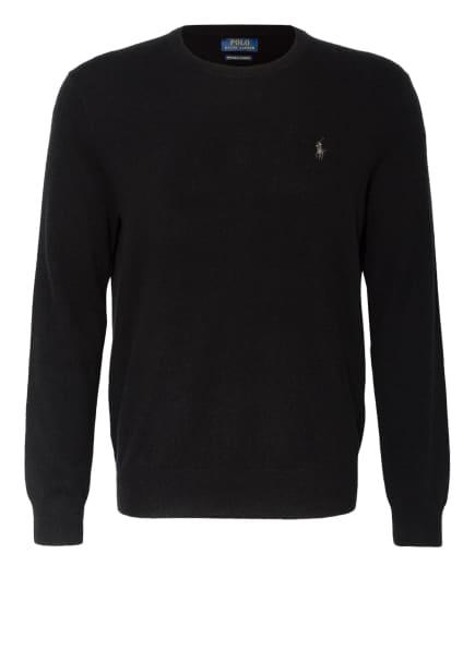 POLO RALPH LAUREN Cashmere-Pullover , Farbe: SCHWARZ (Bild 1)