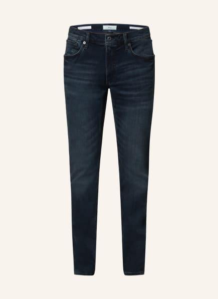 BRAX Jeans CHUCK Modern Fit, Farbe: 28 blue black used (Bild 1)