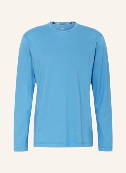 CALIDA Lounge-Shirt REMIX BASIC, Farbe: HELLBLAU (Bild 1)