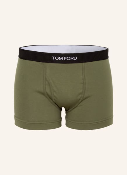 TOM FORD Boxershorts , Farbe: OLIV (Bild 1)