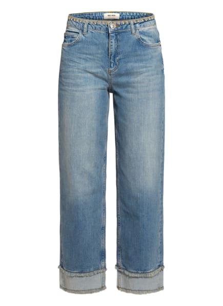MOS MOSH Jeans-Culotte CORA FREE, Farbe: 406 LIGHT BLUE (Bild 1)