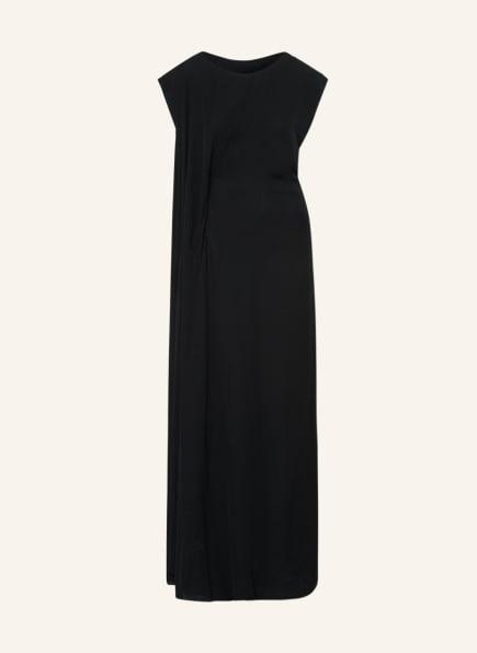 PETAR PETROV One-Shoulder-Kleid AMAN , Farbe: SCHWARZ (Bild 1)