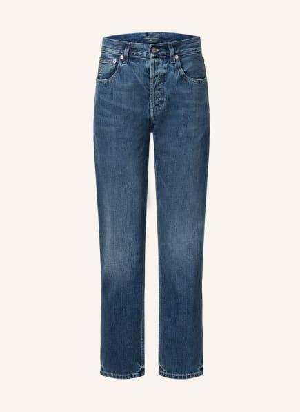 SAINT LAURENT Straight Jeans, Farbe: 4152 RAIN BLUE (Bild 1)