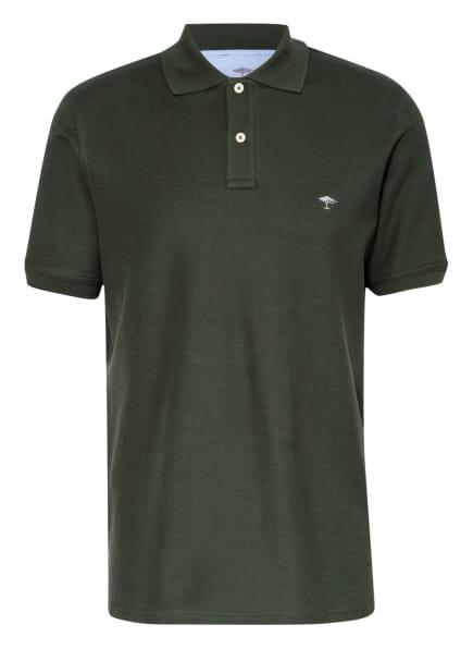 FYNCH-HATTON Piqué-Poloshirt, Farbe: DUNKELGRÜN (Bild 1)