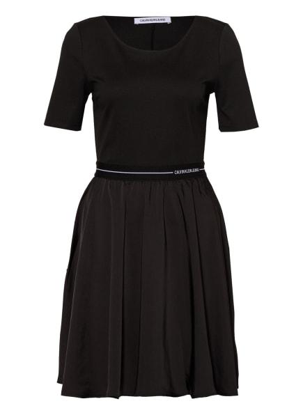 Calvin Klein Jeans Kleid , Farbe: SCHWARZ (Bild 1)