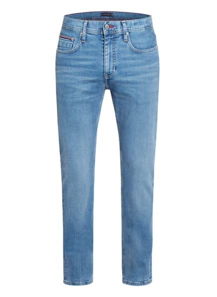 TOMMY HILFIGER Jeans DENTON Straight Fit, Farbe: 1CZ Maine Indigo (Bild 1)