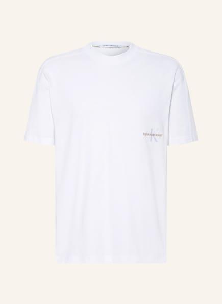 Calvin Klein Jeans Oversized-Shirt , Farbe: WEISS (Bild 1)