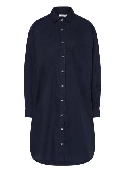 CLOSED Hemdblusenkleid, Farbe: DUNKELBLAU (Bild 1)