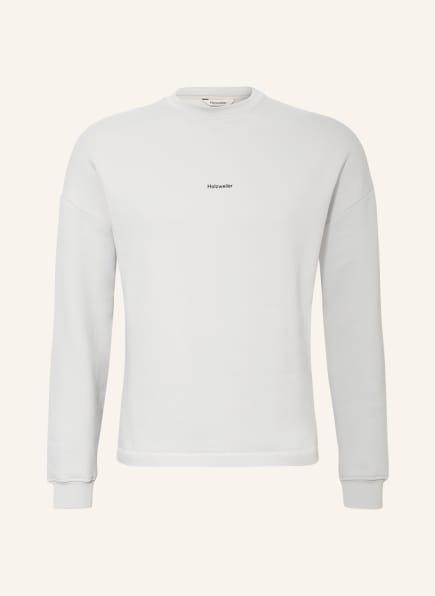 HOLZWEILER Sweatshirt FLEA, Farbe: HELLGRAU (Bild 1)