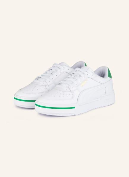 PUMA Sneaker CALIFORNIA PRO HERITAGE, Farbe: WEISS/ GRÜN (Bild 1)