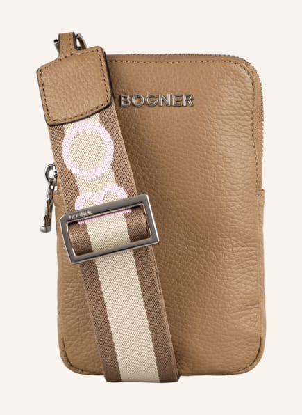 BOGNER Smartphone-Tasche ANDERMATT JOHANNA, Farbe: BEIGE (Bild 1)