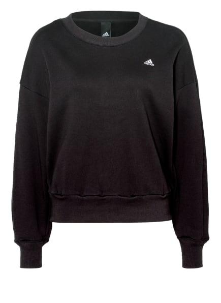 adidas Sweatshirt SPORTSWEAR SEASONALS STADIUM, Farbe: SCHWARZ (Bild 1)
