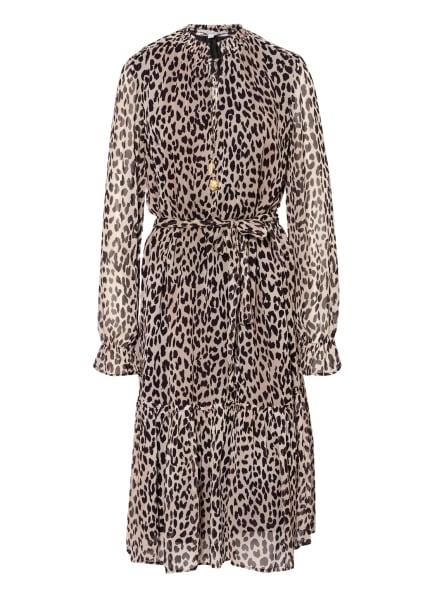 FrogBox Kleid , Farbe: BEIGE/ SCHWARZ (Bild 1)
