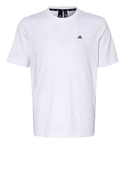 adidas T-Shirt SPORTSWEAR COMFY AND CHILL, Farbe: WEISS (Bild 1)