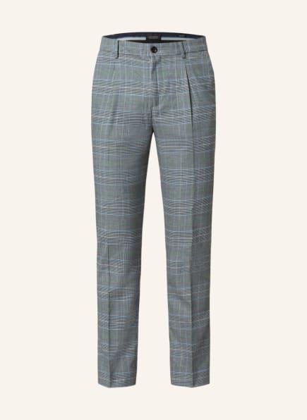 SCOTCH & SODA Hose BLAKE Regular Slim Fit, Farbe: WEISS/ SCHWARZ/ HELLBLAU (Bild 1)