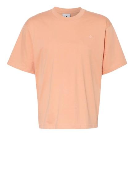 adidas Originals T-Shirt ADICOLOR TREFOIL, Farbe: HELLORANGE (Bild 1)