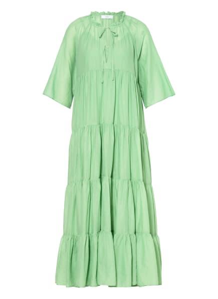 Devotion Kleid mit 3/4-Arm, Farbe: GRÜN (Bild 1)