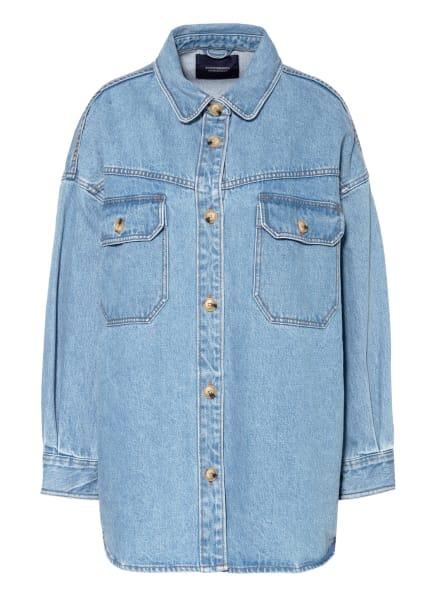 SCOTCH & SODA Oversized-Jeansjacke, Farbe: HELLBLAU (Bild 1)