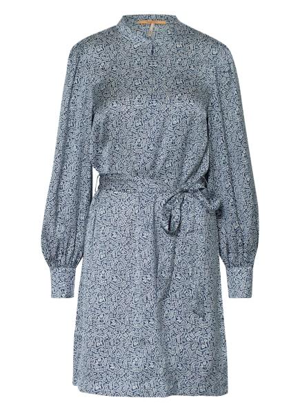 SCOTCH & SODA Kleid, Farbe: WEISS/ BLAU (Bild 1)