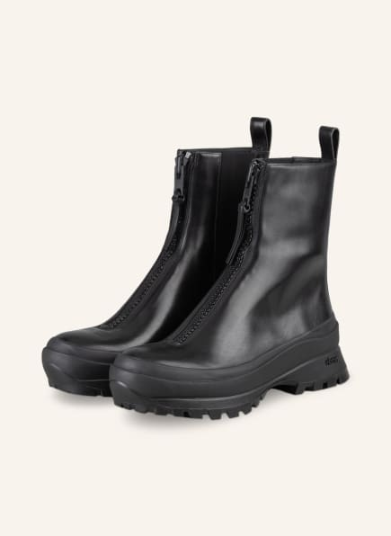 JIL SANDER Boots, Farbe: SCHWARZ (Bild 1)