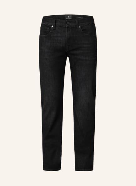 7 for all mankind Jeans SLIMMY Regular Fit, Farbe: BLACK (Bild 1)