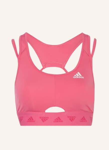 adidas Sport-BH, Farbe: ROSA (Bild 1)