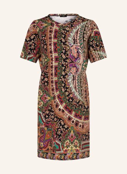 ETRO Kleid , Farbe: SCHWARZ/ ROT/ GRÜN (Bild 1)