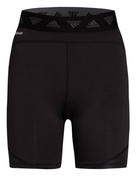 adidas Fitnessshorts HYPERGLAM, Farbe: SCHWARZ (Bild 1)