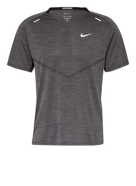 Nike Laufshirt DRI-FIT ADV TECHKNIT ULTRA, Farbe: GRAU (Bild 1)