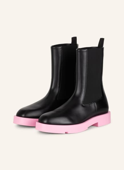 GIVENCHY Chelsea-Boots SQUARED, Farbe: SCHWARZ (Bild 1)