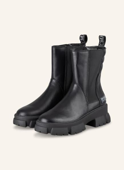 STEVE MADDEN Chelsea-Boots TRANSAM, Farbe: SCHWARZ (Bild 1)