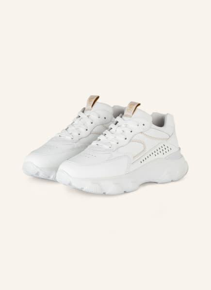HOGAN Sneaker HYPERACTIVE, Farbe: WEISS (Bild 1)