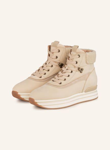 HOGAN Plateau-Sneaker, Farbe: CREME (Bild 1)