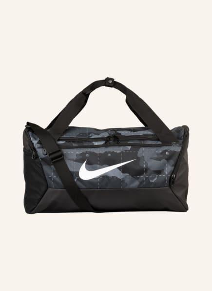Nike Sporttasche, Farbe: SCHWARZ/ DUNKELGRÜN (Bild 1)