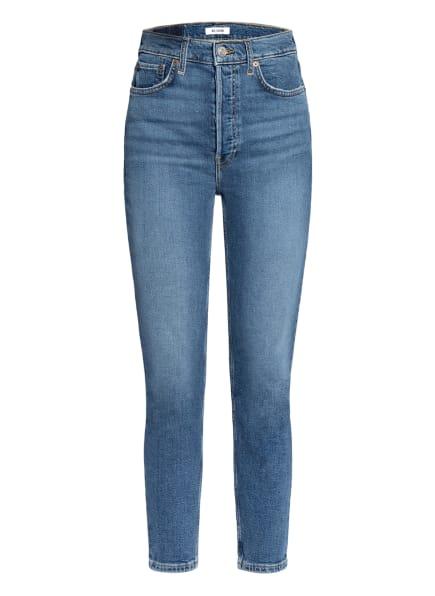 RE/DONE 7/8-Jeans , Farbe: Mid 70S mittelblau denim (Bild 1)