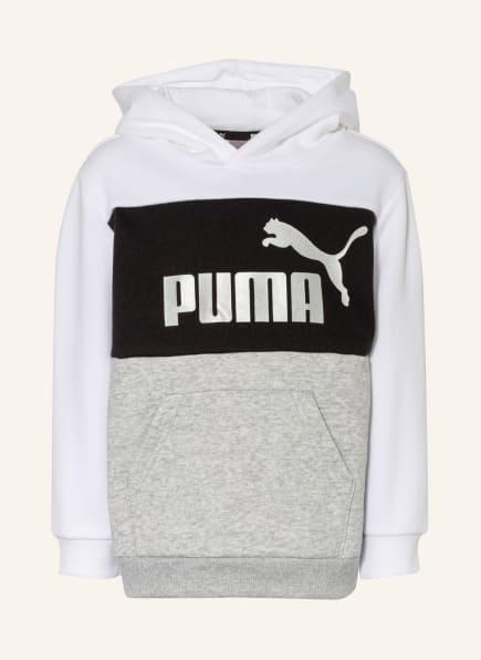 PUMA Hoodie , Farbe: 02 puma white-silver (Bild 1)