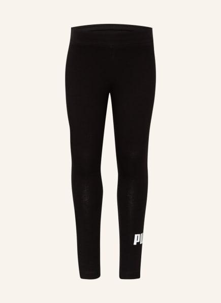 PUMA Leggings, Farbe: SCHWARZ (Bild 1)
