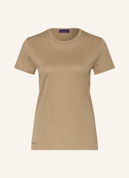 RALPH LAUREN Collection T-Shirt, Farbe: CAMEL (Bild 1)