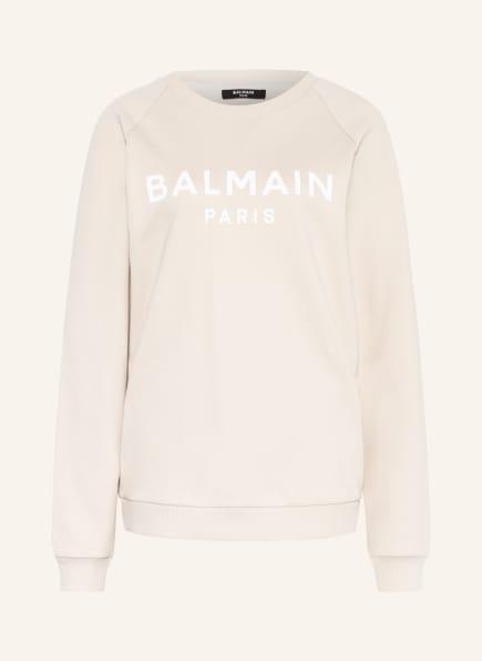 BALMAIN Sweatshirt , Farbe: BEIGE (Bild 1)