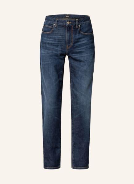 ZZegna Jeans Slim Fit , Farbe: B09 Dark Blue (Bild 1)