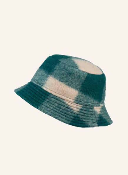 ISABEL MARANT ÉTOILE Bucket-Hat, Farbe: GRÜN/ CREME (Bild 1)