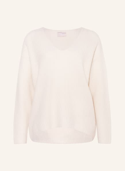 Mrs & HUGS Cashmere-Pullover , Farbe: ECRU (Bild 1)